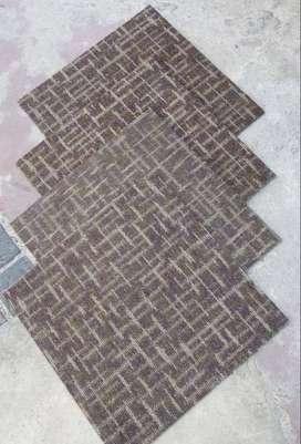 Ready karpet kotak karpet lantai second berkualitas