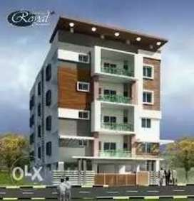 Brand new spacious 1 bhk flat for sale @ dhanori