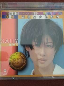 Cd Sally 24 k gold mastersonic