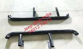 Singlepipe footrest suitable for 540|550|bolero|Armada|Thar jeeps