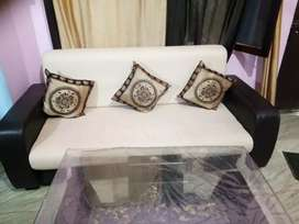 Brand now Sofa set with tebal