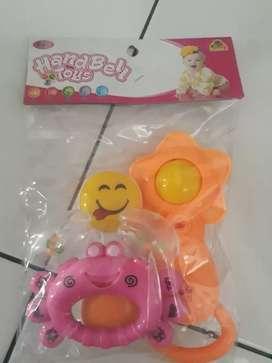 Mainan Bayi Hand Bell Toys