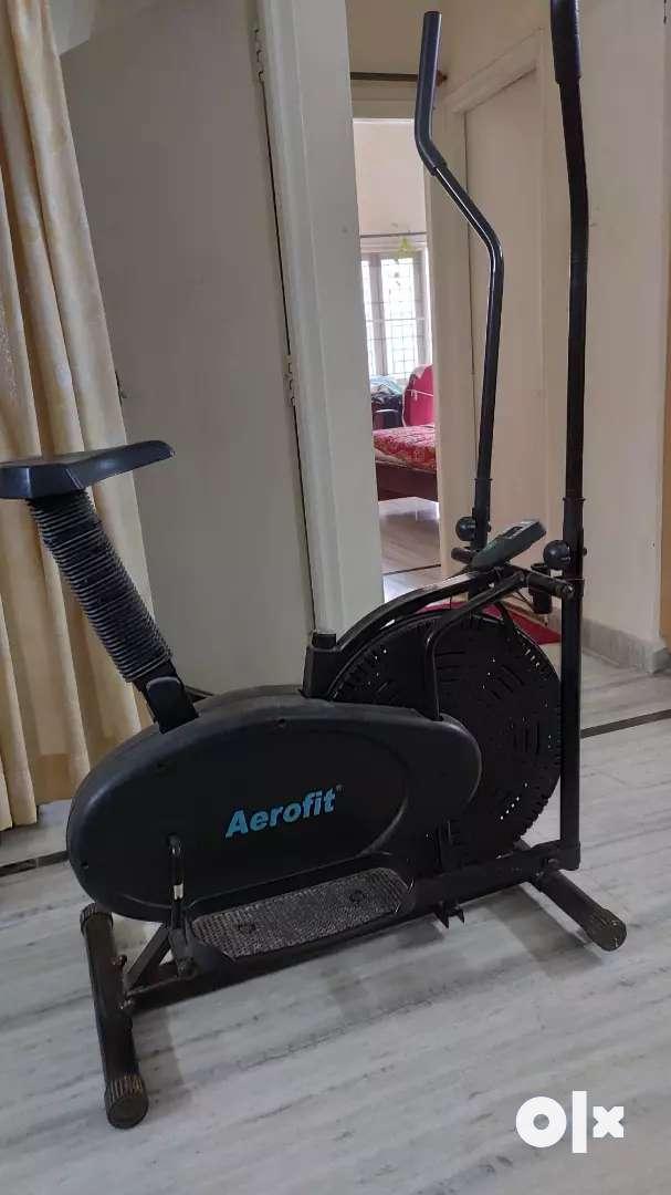 Aerofit cross trainer for sale 0