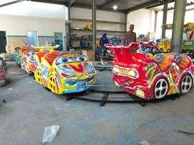 DISKON mini coaster kereta panggung pancingan lampu 3 warna  AF