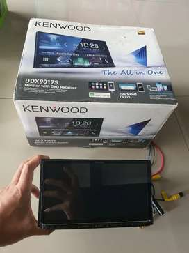 Kenwood Ddx 9017s Hires Audio Apple Car Play   Boy Audiophile