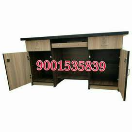 New wooden office table office counter office furniture boss table