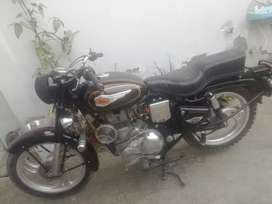 3 year old good condition bullet