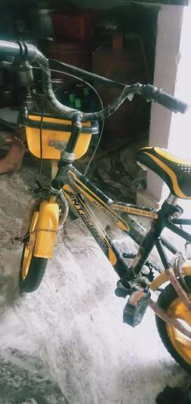 Intruder cycle good condition not used