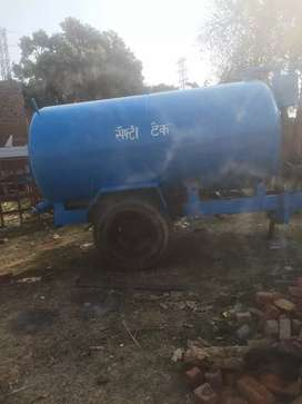 1 year rarely used safty tank for sale