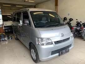 Granmax AC MB 2017 KM 37 Rb antik daihatsu grand max minibus mini keri