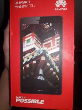HUAWEI MEDIA PAD T3 7 WITH BOX