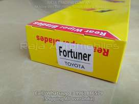 Fortuner Rear Wiper for Innova
