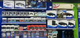 All types of gaming consoles starting from 2999