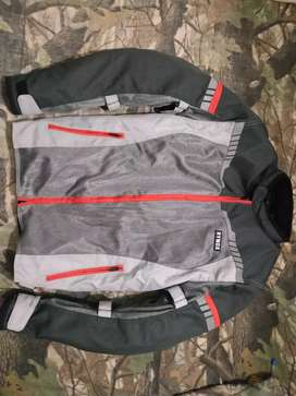 Rynox AirGT level 2 jacket v. 3 size XL darkgrey new jacket