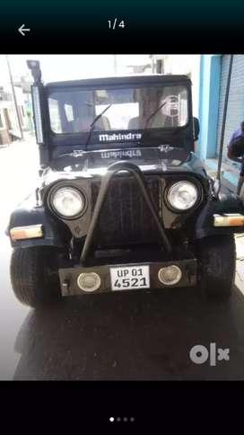 Mahindra jeep thar good condition