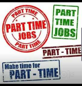Interested in doing Part time Jobs