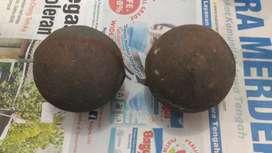 Jual bola baja chrome ball mill