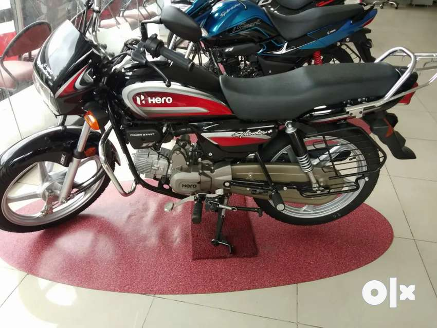 New Honda BS6 splendor low down payment 15000 only