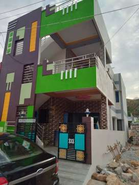 East facing 1st floor house at just 8000 per month