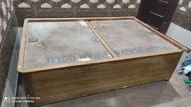 "Big Diwan Bed  -- 4'' by 6"""