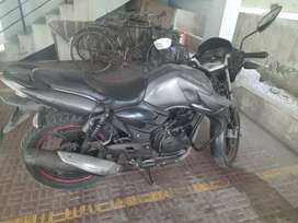 Decent and working TVS Apache RTR 160 Hyper Edge for sale