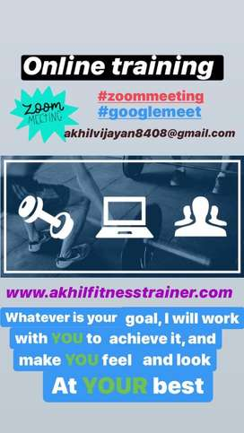 Personal fitness trainer
