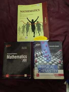 JEE ADVANCED PREP 3 BOOKS OFFER
