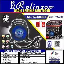 RADIO SPEAKER BLUETOOTH MS 4049BT