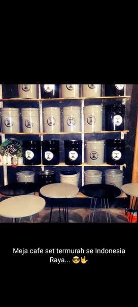 Set meja cafe termurah