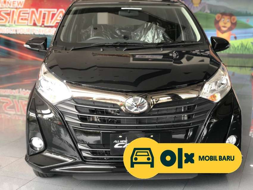 [Mobil Baru] [ dp minim ] Toyota Calya G MATIC 2021 dp 10jt
