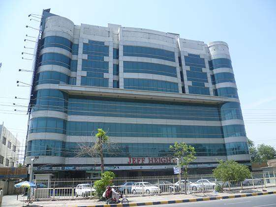 shop 200 sqft For Rent Best For Laptop Mobile In Jeff Heights Gulberg 0