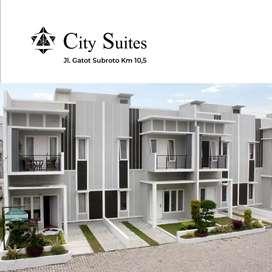 DI JUAL MURAH!!! Perumahan City Suites