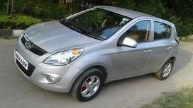 Silver color i20