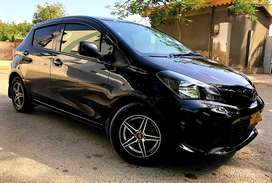 Toyota Vitz New Shape ( Spider Shape ) Mint Condition
