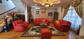 Rumah Mewah Palm spring batam center LT 600 m²