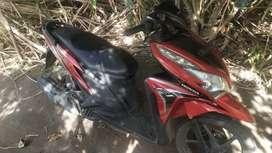Dijual !!! Motor Honda Vario 125 2014