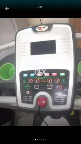 trade mill oxygen motorized treadmill
