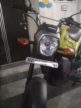 Honda navi 110 first owner  exillant conditions all paper complieet