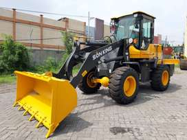 Ready !!! New Mini Wheel Loader SONKING 0,8 & 1,1 Kubik Turbo Murah