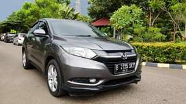 Honda HRV E CVT Automatic Tahun 2016 Abu abu