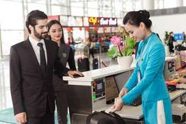 Direct Hiring for Airlines Ground Staff