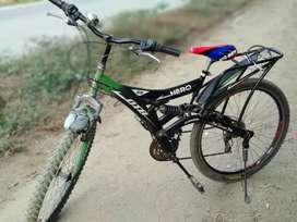 Hero DTB cycle