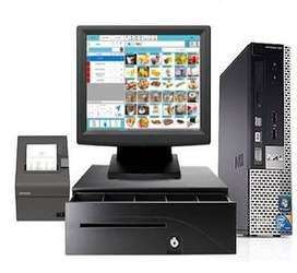 pos point of sale restaurant software inventory management system