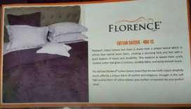 KingKoil Pillow - Florence dan RISE Sprei Bedcover Set di Obral Murah