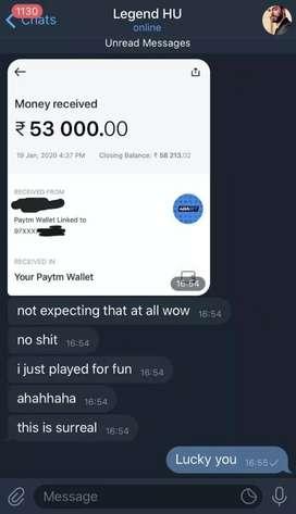 Money Eran with u r mobile