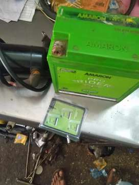 Pulsar battery n stater for sell