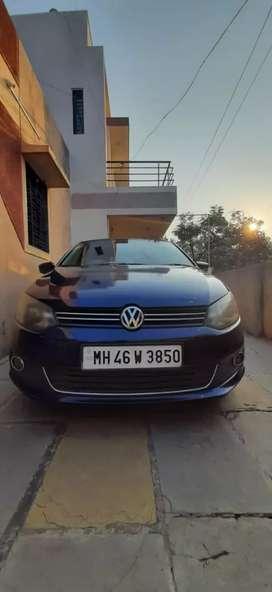 Volkswagen Vento 2012 Diesel