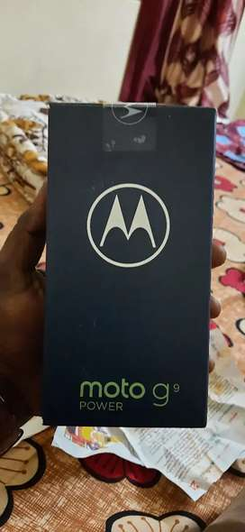Moto G9 Power New not opened and bill Also Available