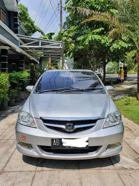 Honda City 2008 facelift