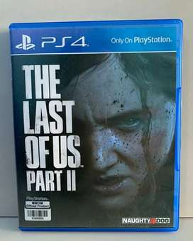Bd Ps4 Gane The Last Of Us Part 2